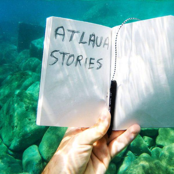 wetnote impermeabile per diving e immersioni