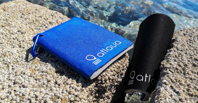 Blog Atlaua waterproof notebook