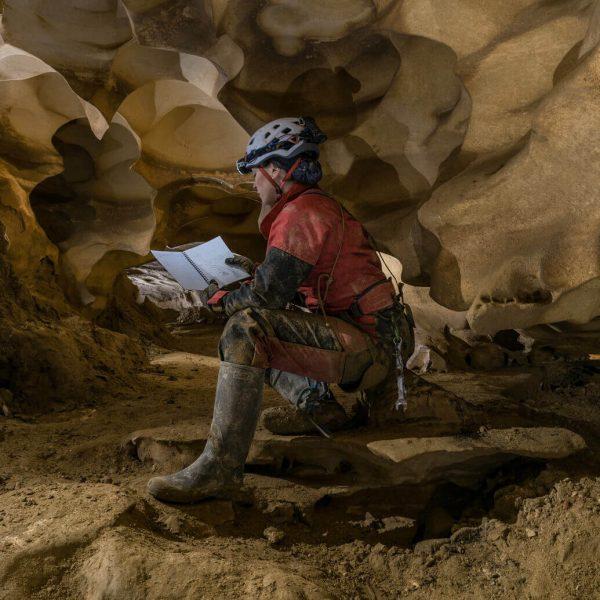 quaderno rilievi speleologici atlaua