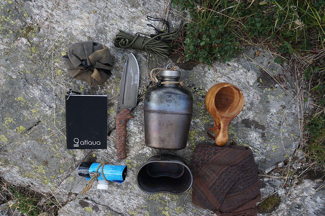 Atlaua Bushcraft Equipment