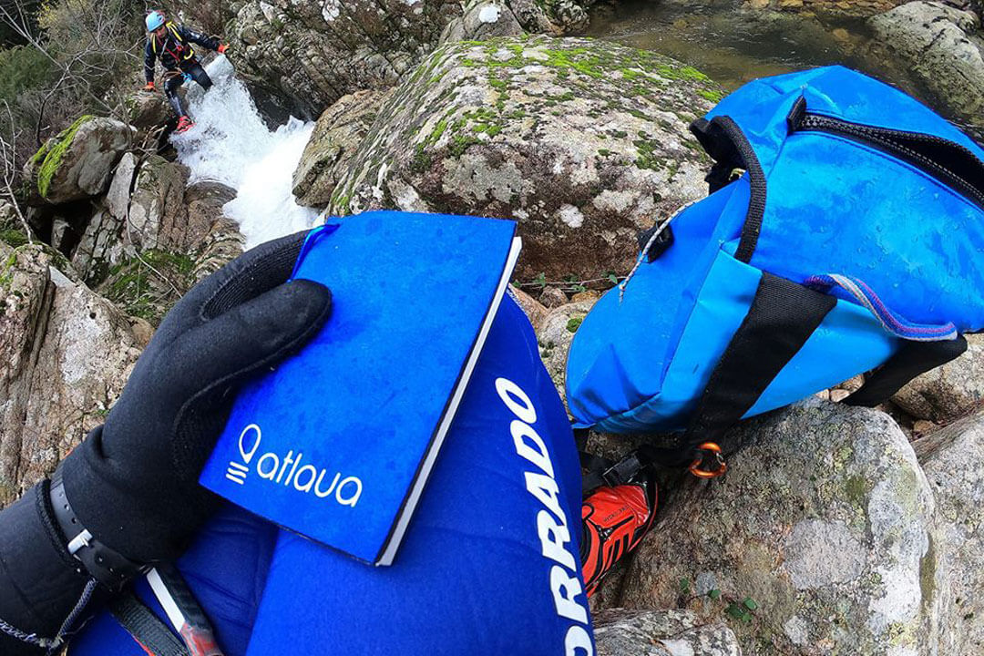Atlaua Canyoning equipment
